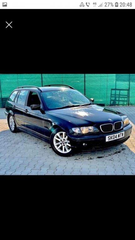 Bare portbagaj longitudinale BMW E46 2004 Touring 2.0d