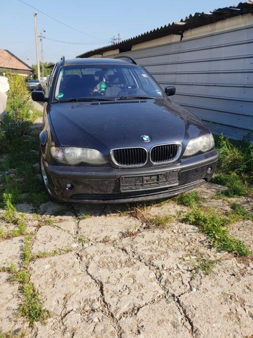 Bare portbagaj longitudinale BMW Seria 3 Touring E