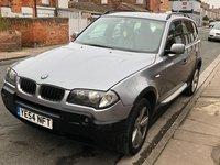 Bare portbagaj longitudinale BMW X3 E83 2005 Suv 2.0 d