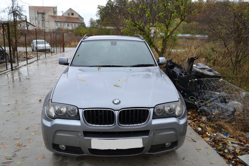 Bare portbagaj longitudinale BMW X3 E83 2006 SUV 2.0