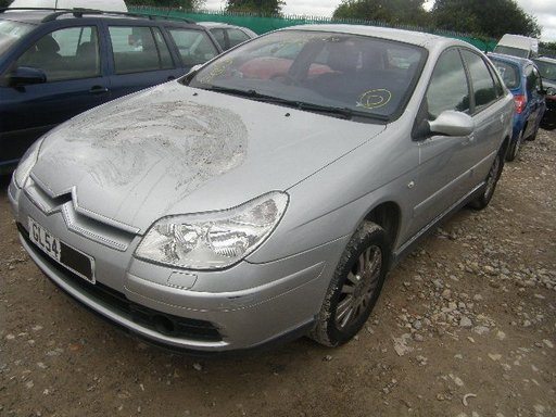 Bare portbagaj longitudinale Citroen C5 2005 sedan 2.0 HDI