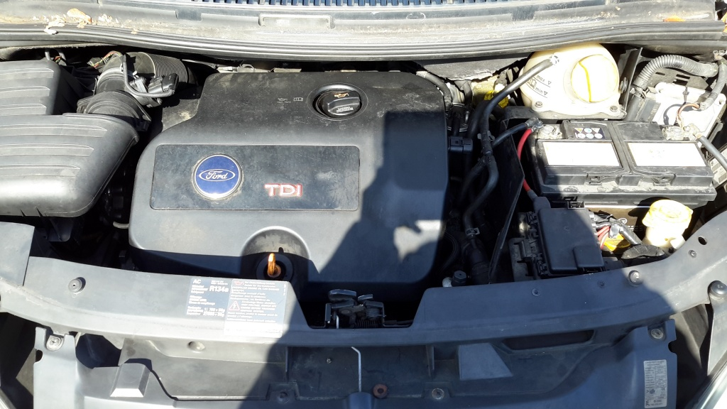 Bare portbagaj longitudinale Ford Galaxy 2002 hatchback 1.9