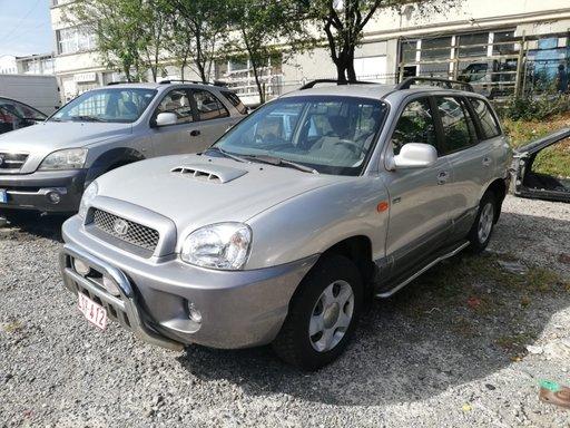 Bare portbagaj longitudinale Hyundai Santa Fe 2002