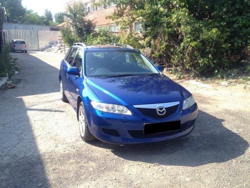 Bare portbagaj longitudinale Mazda 6 2003 combi 2,3i