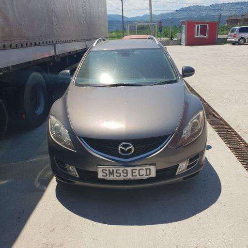 Bare portbagaj longitudinale Mazda 6 2010 break 2184