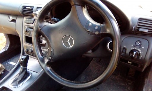 Bare portbagaj longitudinale Mercedes C-CLASS W203 2003 BERLINA 2.2