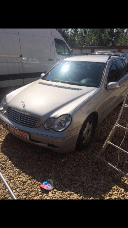 Bare portbagaj longitudinale Mercedes C-CLASS combi S203 2003 break 2,2cdi