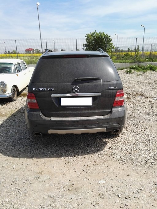 Bare portbagaj longitudinale Mercedes M-CLASS W164 2007 JEEP 3.0 CDI