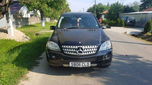 Bare portbagaj longitudinale Mercedes M-CLASS W164 2006 Jeep 3.0 V6