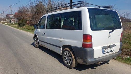 Bare portbagaj longitudinale Mercedes VITO 2002 Van 2.2