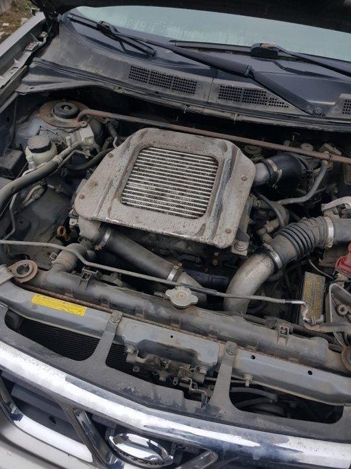 Bare portbagaj longitudinale Nissan X-Trail 2003 s