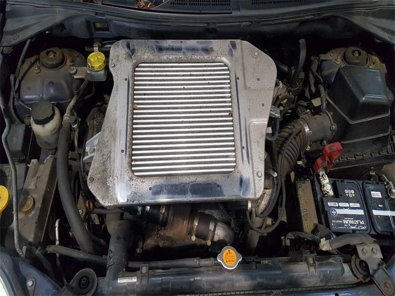 Bare portbagaj longitudinale Nissan X-Trail 2006 SUV 2.2 dCi