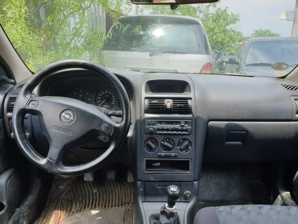 Bare portbagaj longitudinale Opel Astra G 2002 BREAK 1.7 CDTI