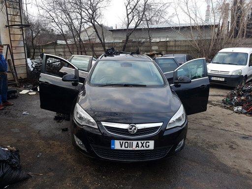 Bare portbagaj longitudinale Opel Astra J 2011 Sta