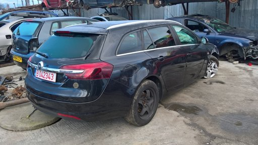 Bare portbagaj longitudinale Opel Insignia A 2014 break 2.0