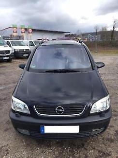 Bare portbagaj longitudinale Opel Zafira 2002 monovolum 2.0 d