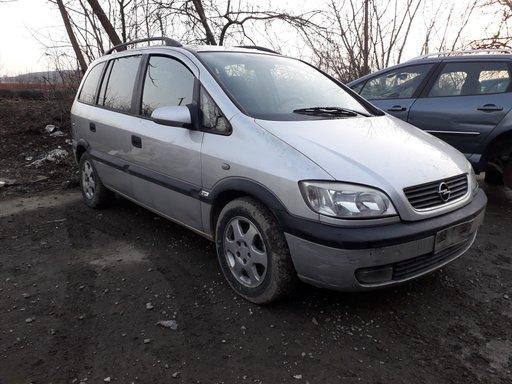 Bare portbagaj longitudinale Opel Zafira 2002 mono