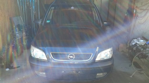 Bare portbagaj longitudinale Opel Zafira 2002 hatchback 2.2 benzina