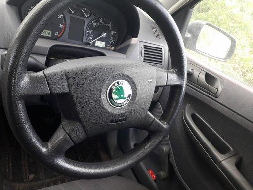 Bare portbagaj longitudinale Skoda Fabia 2002 hatchback 1.4 MPI