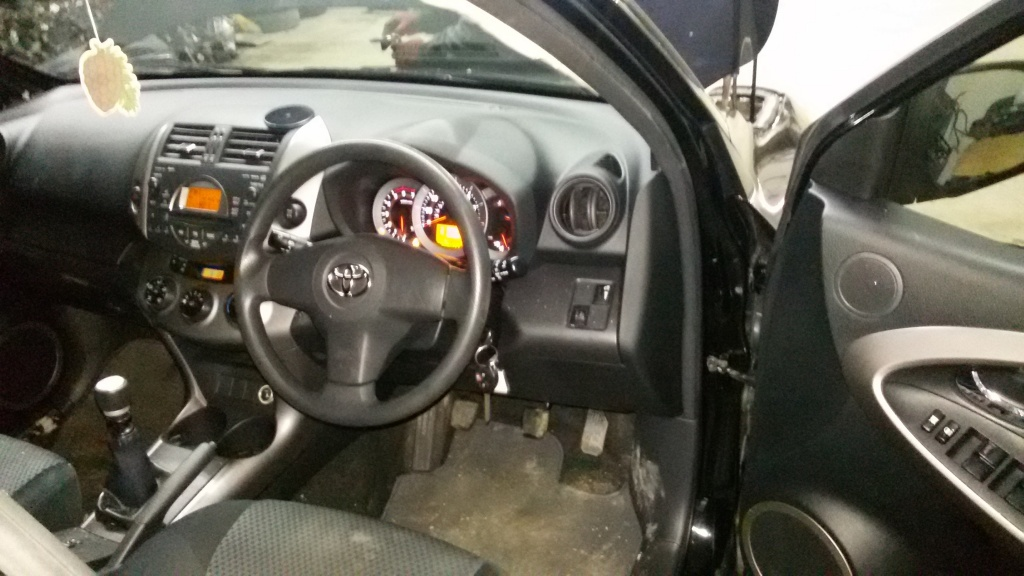 Bare portbagaj longitudinale Toyota RAV 4 2007 suv 2.2