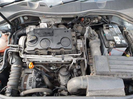 Bare portbagaj longitudinale Volkswagen Passat B6 2008 Break 1.9D