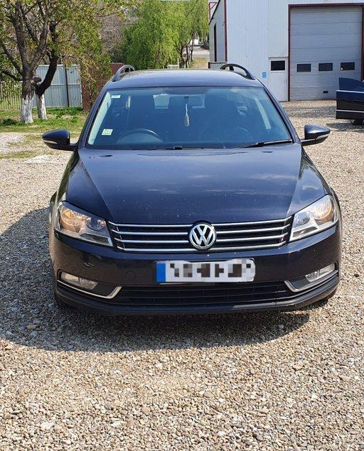 Bare portbagaj longitudinale Volkswagen Passat B7 2012 Break 2.0