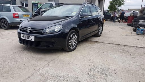 Bare portbagaj longitudinale VW Golf 6 2010 combi 1.4fsi