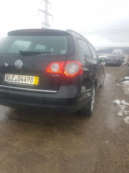 Bare portbagaj longitudinale VW Passat B6 2009 Var