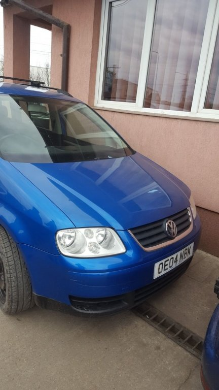 Bare portbagaj longitudinale VW Touran 2004 MPV 1.