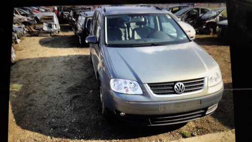 Bare portbagaj longitudinale VW Touran 2004 Hatchb