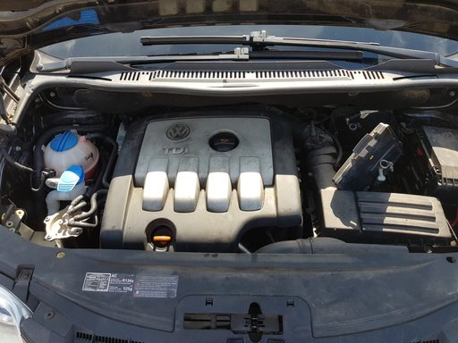 Bare portbagaj longitudinale VW Touran 2005 monovolum 2.0 tdi