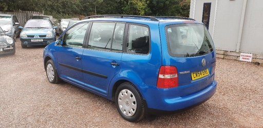 Bare portbagaj longitudinale VW Touran 2006 Hatchback 2,0 BKD