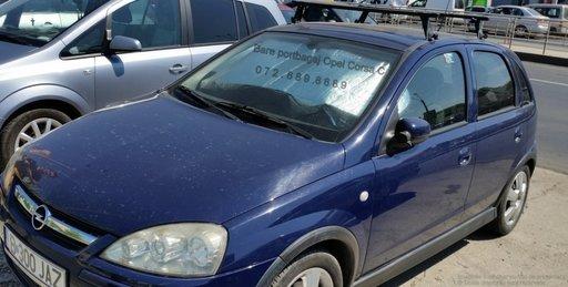 Bare portbagaj Opel Corsa C