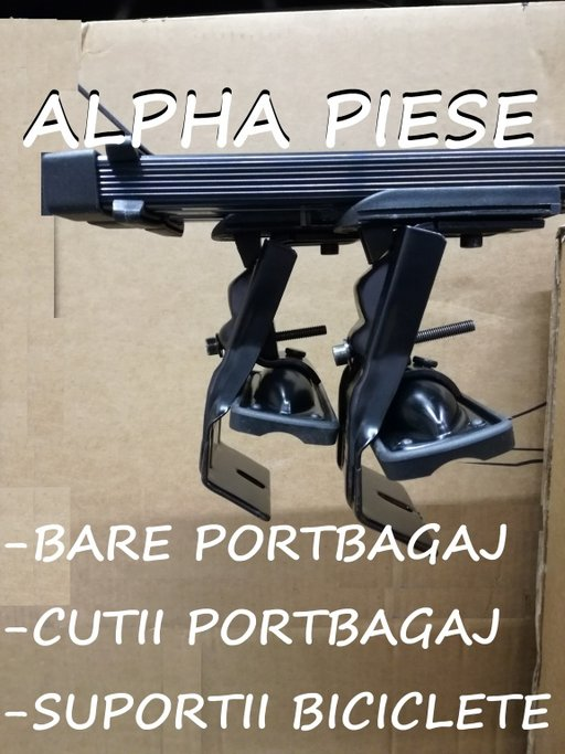 Bare portbagaj transversale Opel Insignia