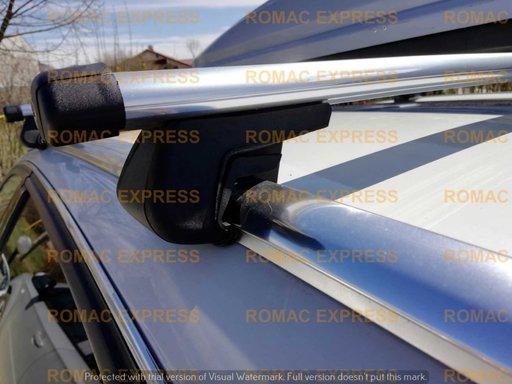 Bare transversale portbagaj ALUMINIU AUDI A4 A6 Avant Allroad Q3 Q5 Q7