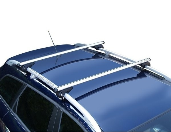 Bare transversale portbagaj aluminiu Hyundai i30 CW 2008 - 2011
