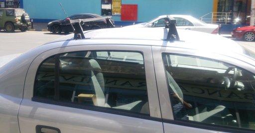 Bare transversale portbagaj NOI: OPEL Corsa B C / Astra F G