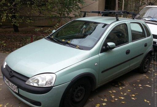 Bare transversale portbagaj Opel Corsa B (NOU-Sigilat)