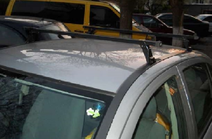 Bare transversale portbagaj Opel Corsa C (NOU-Sigilat)
