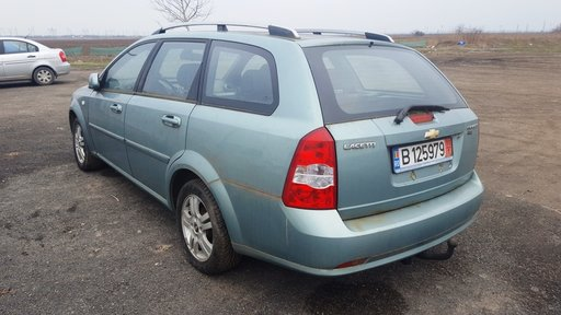 Bari longitudinale - Chevrolet Lacetti - 2006 - break