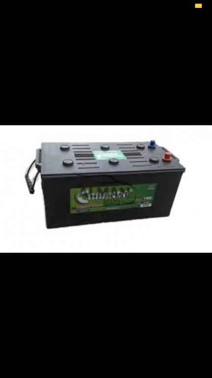 Bateria auto Caranda 225ah