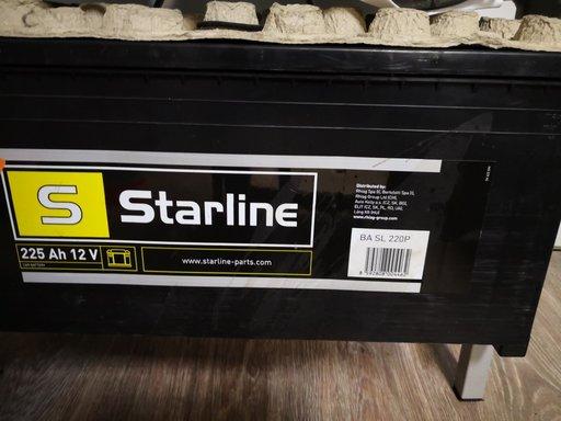 Baterie 12v 225A , Acumulator 225AH VARTA-STARLINE