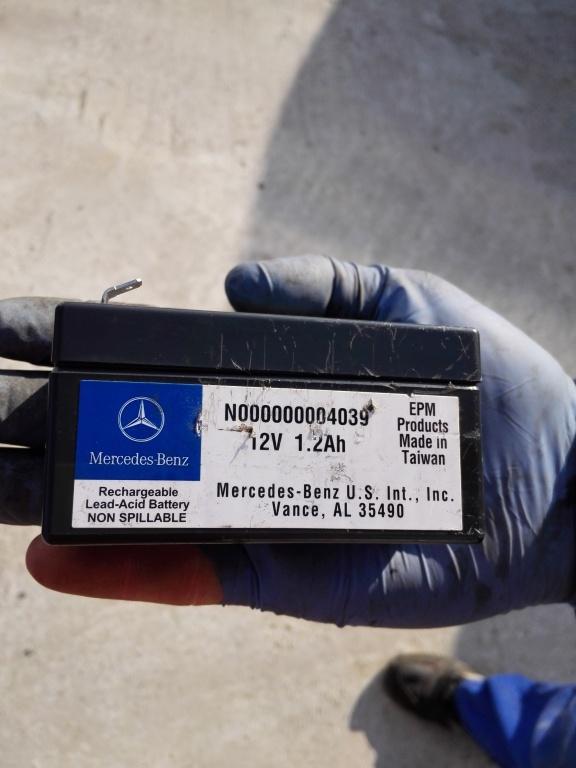 Baterie aditionala Mercedes ML W164