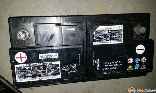 Baterie Audi A6 OE:4f0915105c
