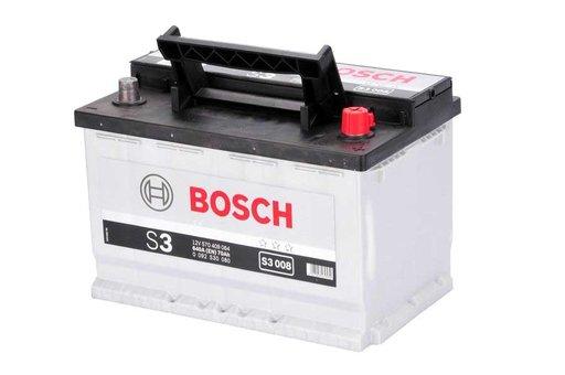 Baterie auto bosch s3 70ah 740a