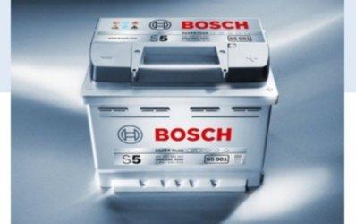 Baterie auto BOSCH S5 52 Ah- Cel mai bun pret