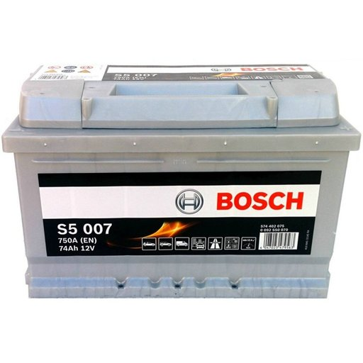 Baterie Auto Bosch S5 74ah