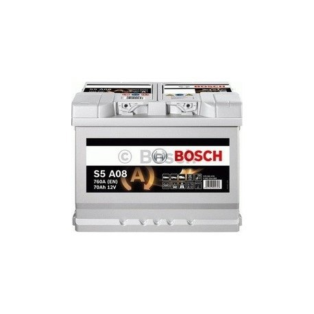Baterie auto Bosch S5 AGM Start / Stop