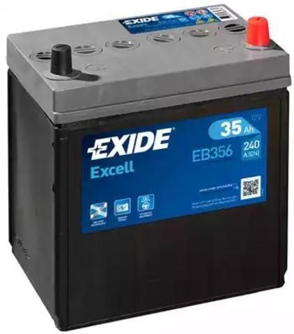 Baterie auto DAEWOO MATIZ - Exide Excell 35 AH