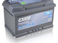 Baterie auto EXIDE PREMIUM S5 72Ah/730A